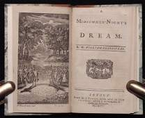 Shakespeare  MidsummerNights Dream