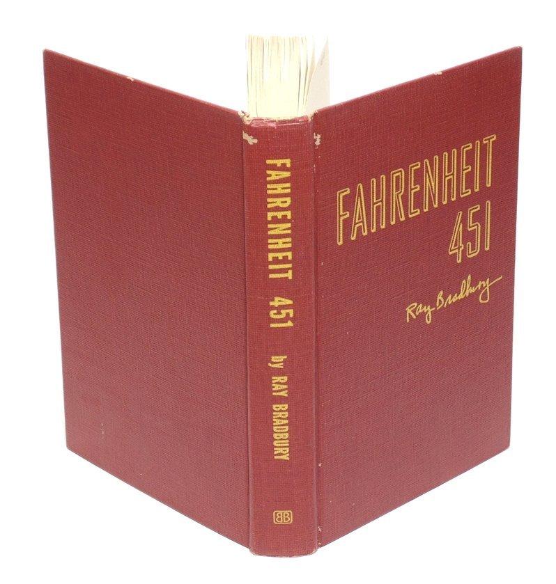 Bradbury, Ray.  Fahrenheit 451 - 3