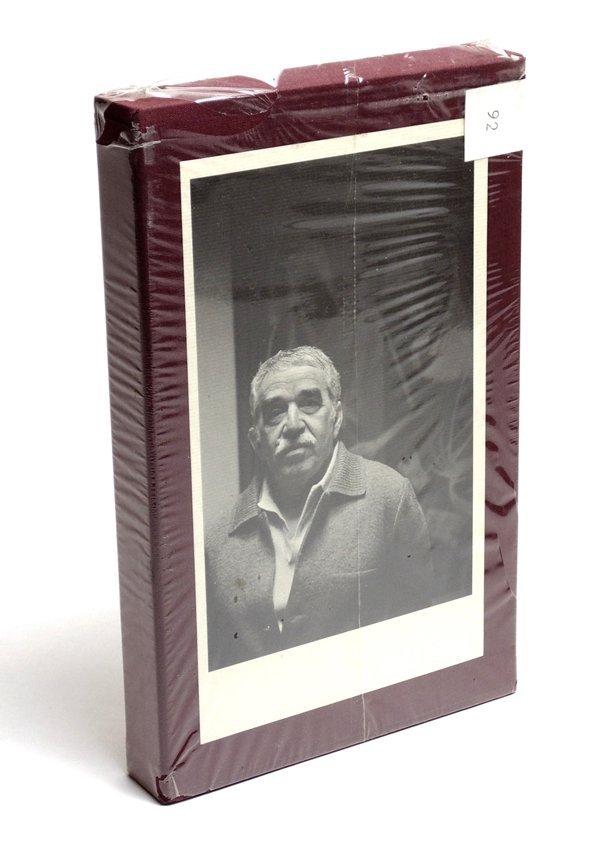 Garcia Marquez. El General en su Laberinto SIGNED - 3
