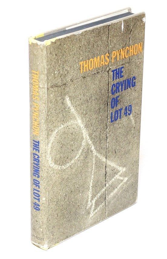 Pynchon, Thomas.  The Crying of Lot 49