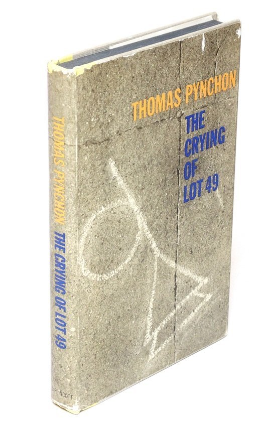 Pynchon, Thomas.  The Crying of Lot 49