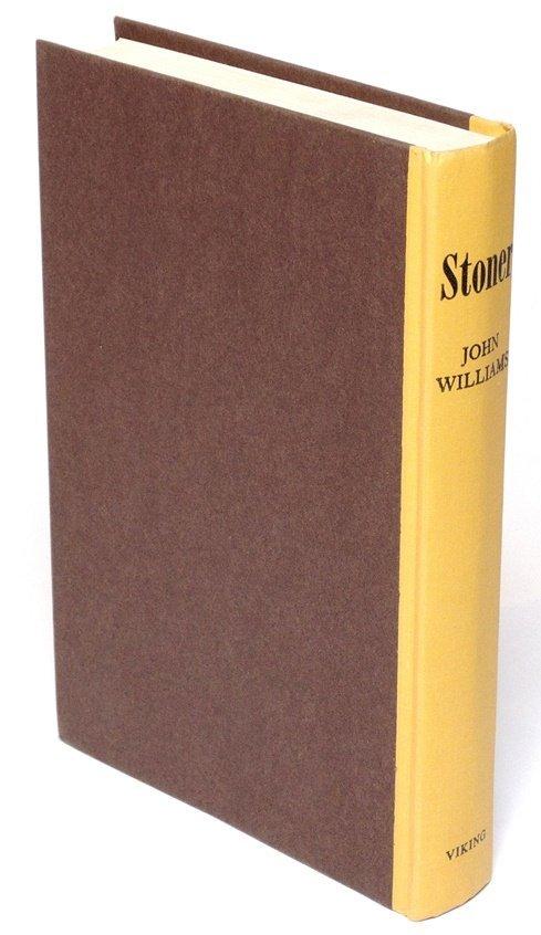 Williams, John.  Stoner.  [1st Ed.] - 3