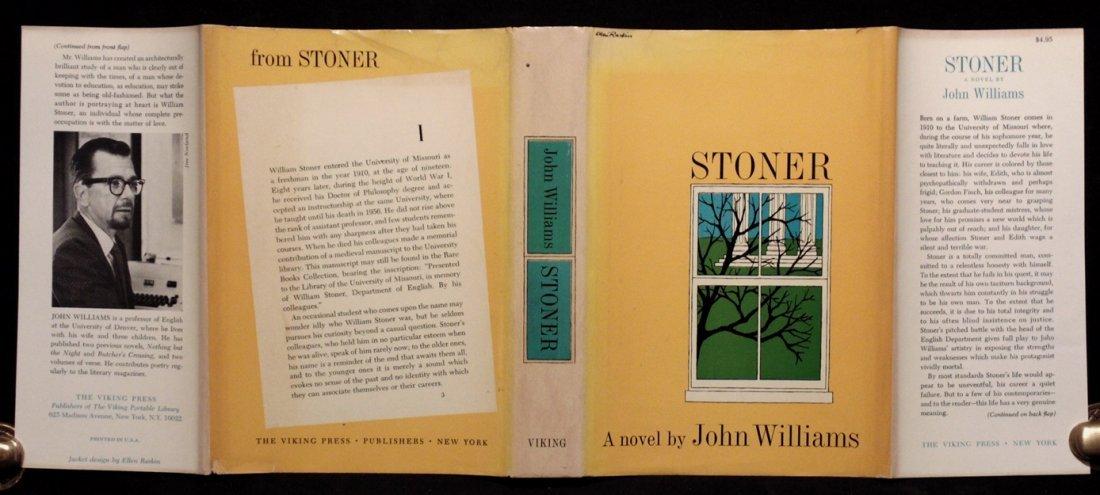Williams, John.  Stoner.  [1st Ed.] - 4
