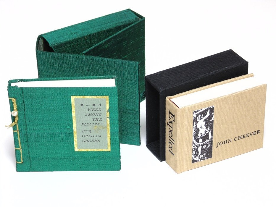 [Miniature Books, Signed & Limited] - 2