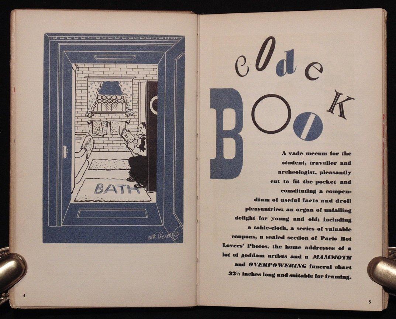 DTC Code Book, 1934 - 4