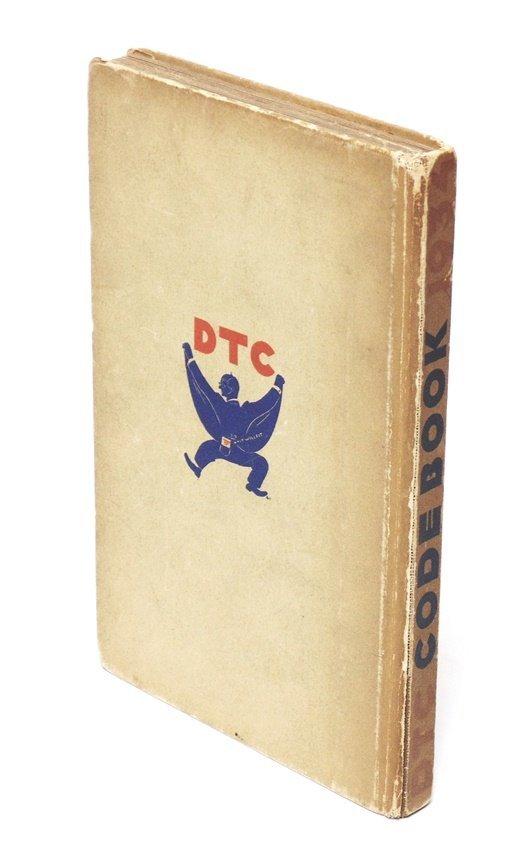 DTC Code Book, 1934 - 6