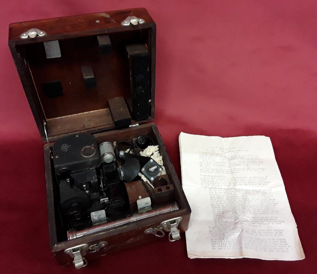 Type A-10A Sextant