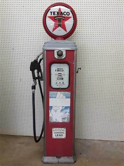 Rapidayton gas pumps
