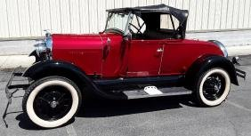 1980 Shay Ford Model A