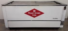 Victor Royal Crown Cola Slider Top Cooler