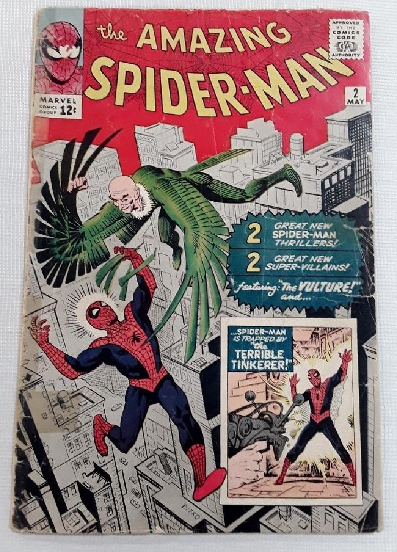 The Amazing Spider-Man Issue #2