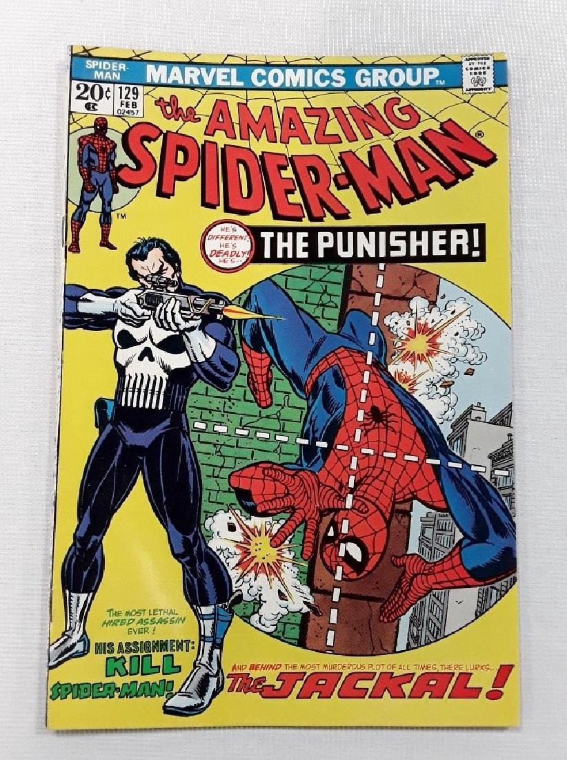 The Amazing Spider-Man Issues #129