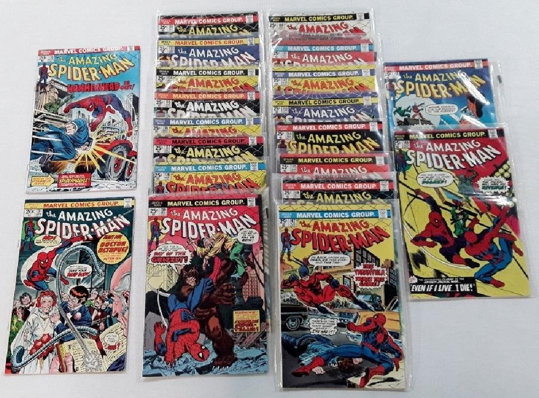 The Amazing Spider-Man Issues #130-149
