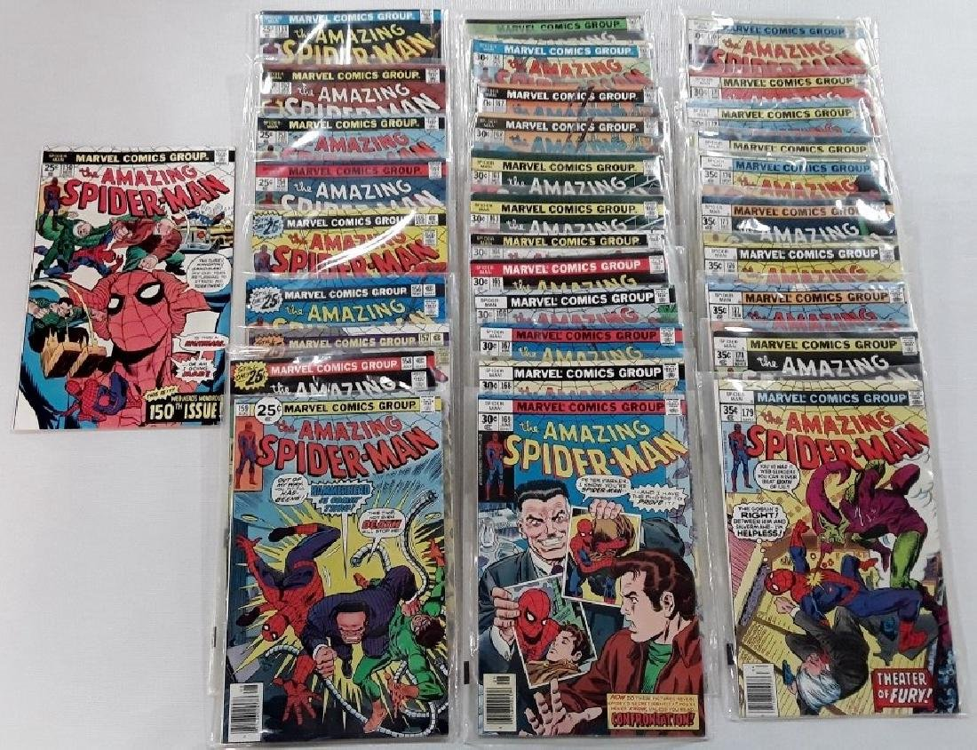 The Amazing Spider-Man Issues #150-179