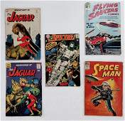 Lot Of 5 Comics
