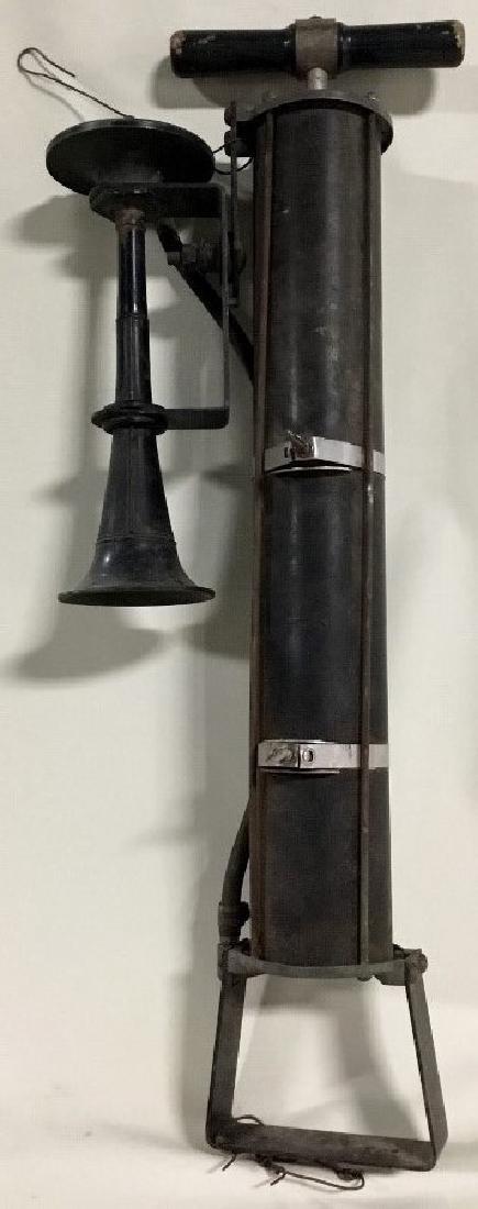 Mining Blasting horn (works) Overall length 27''