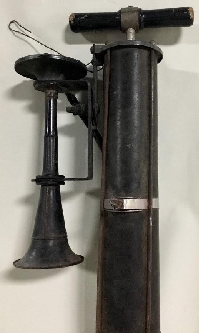 Mining Blasting horn (works) Overall length 27'' - 2