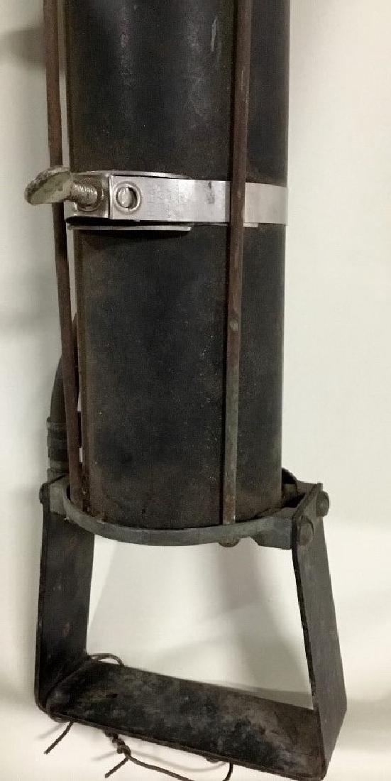 Mining Blasting horn (works) Overall length 27'' - 3