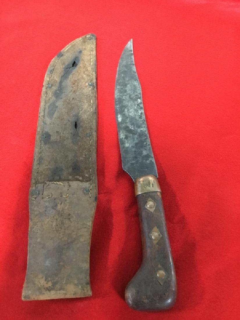 Civil War Bowie Knife - 4