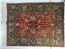 Turkish Persian Style Wool Rug