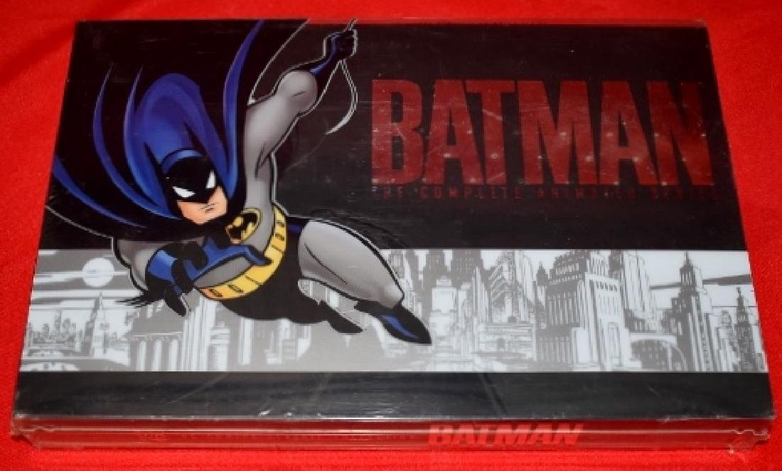 Batman The Complete animated Series 17 DVDs New in Box