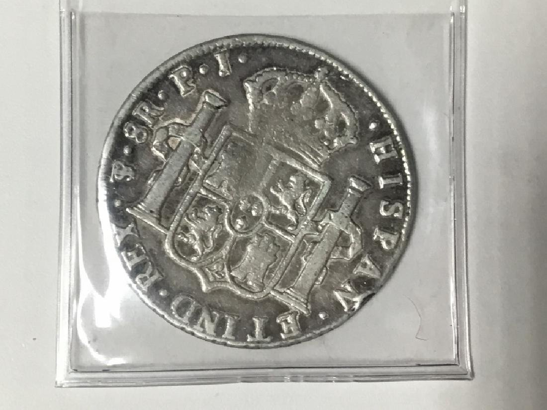 1808 Eight Reales - 2