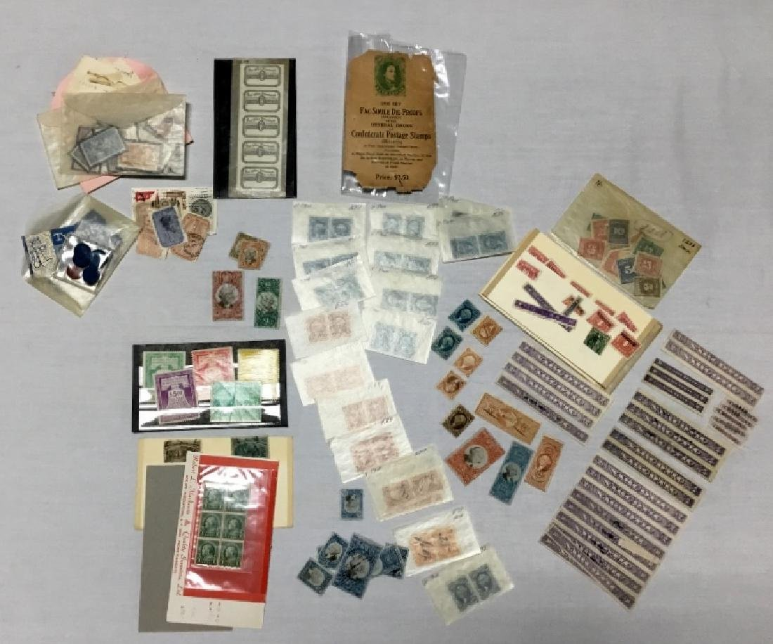 Massive Stamp Collection-Narcotic