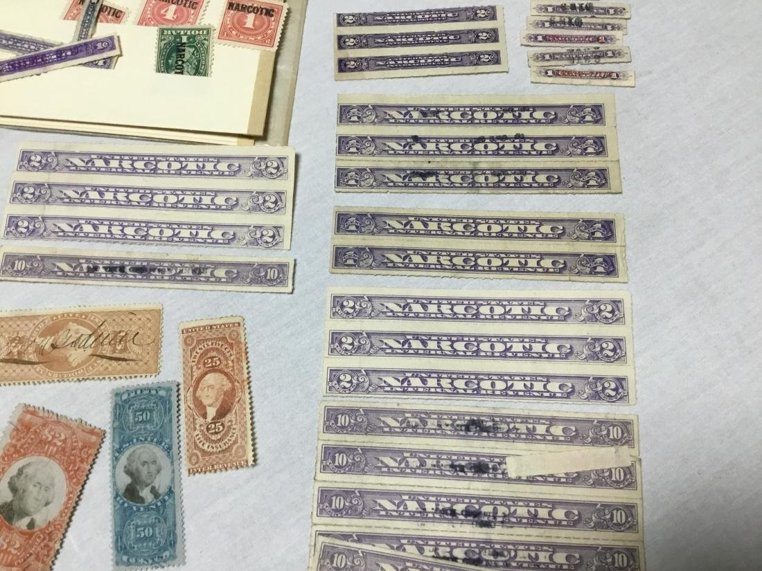 Massive Stamp Collection-Narcotic - 4