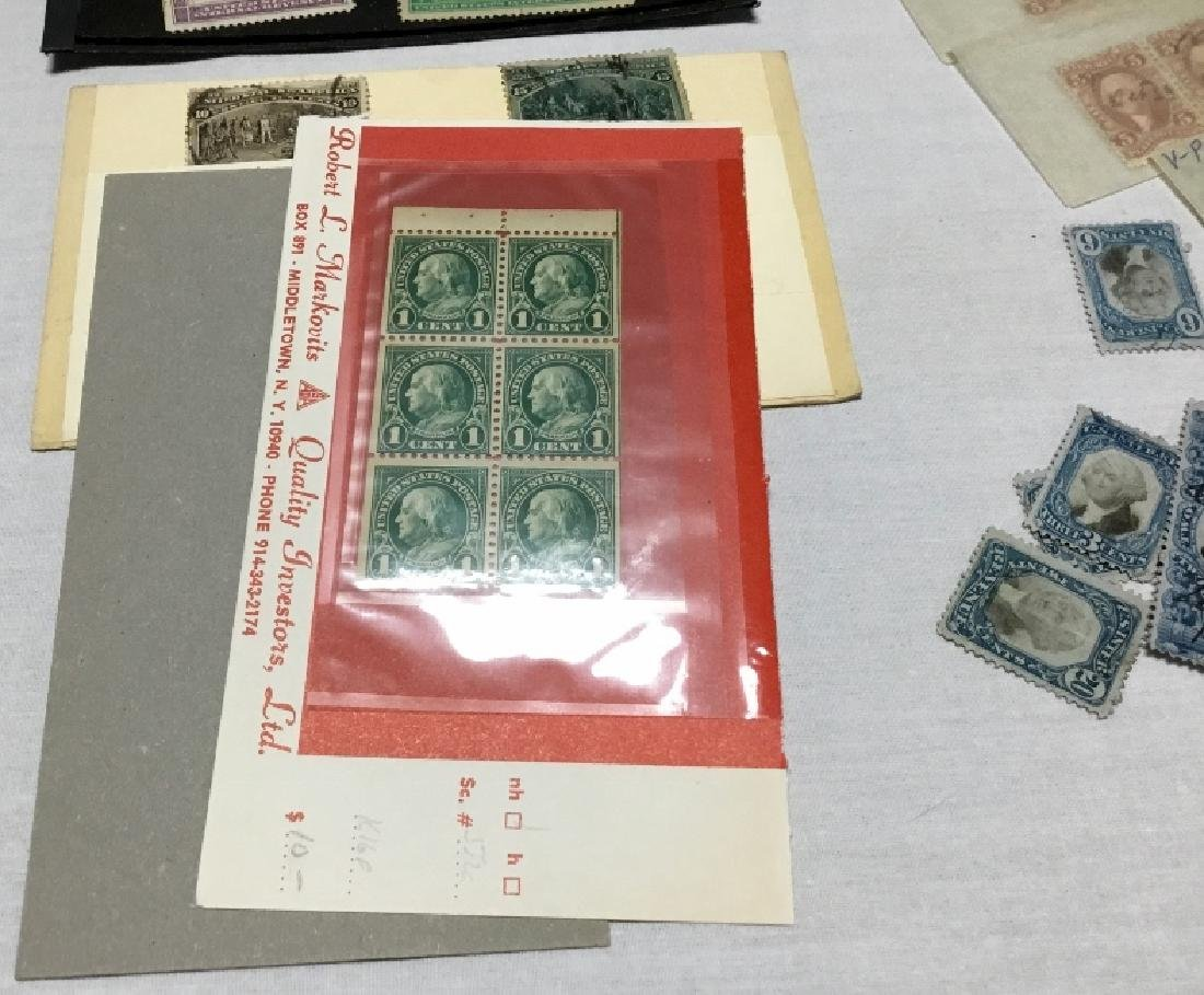 Massive Stamp Collection-Narcotic - 9