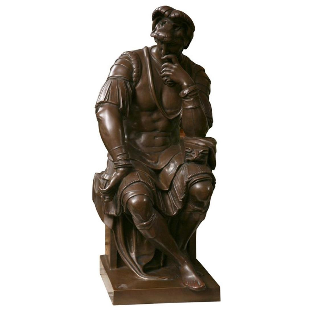 Large Ferdinand Barbedienne Bronze Sculpture