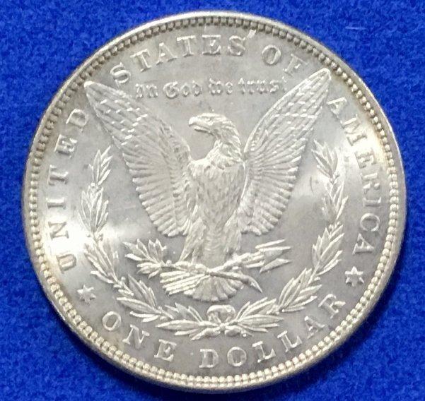 1898 Morgan Dollar - 2