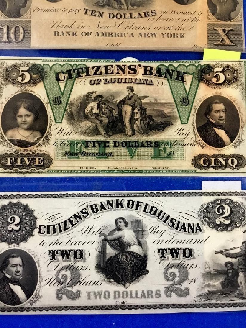 Lot of 5 Louisiana Notes - 3