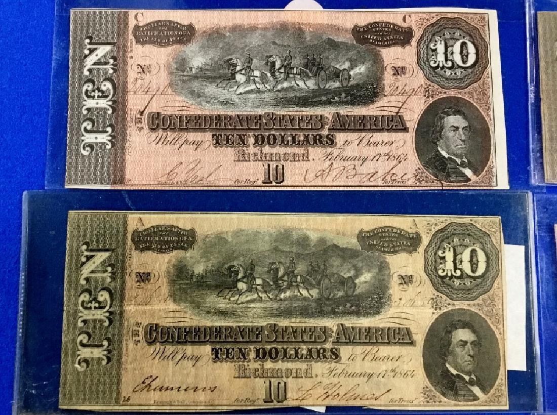 Lot of 6 Richmond Notes - 2