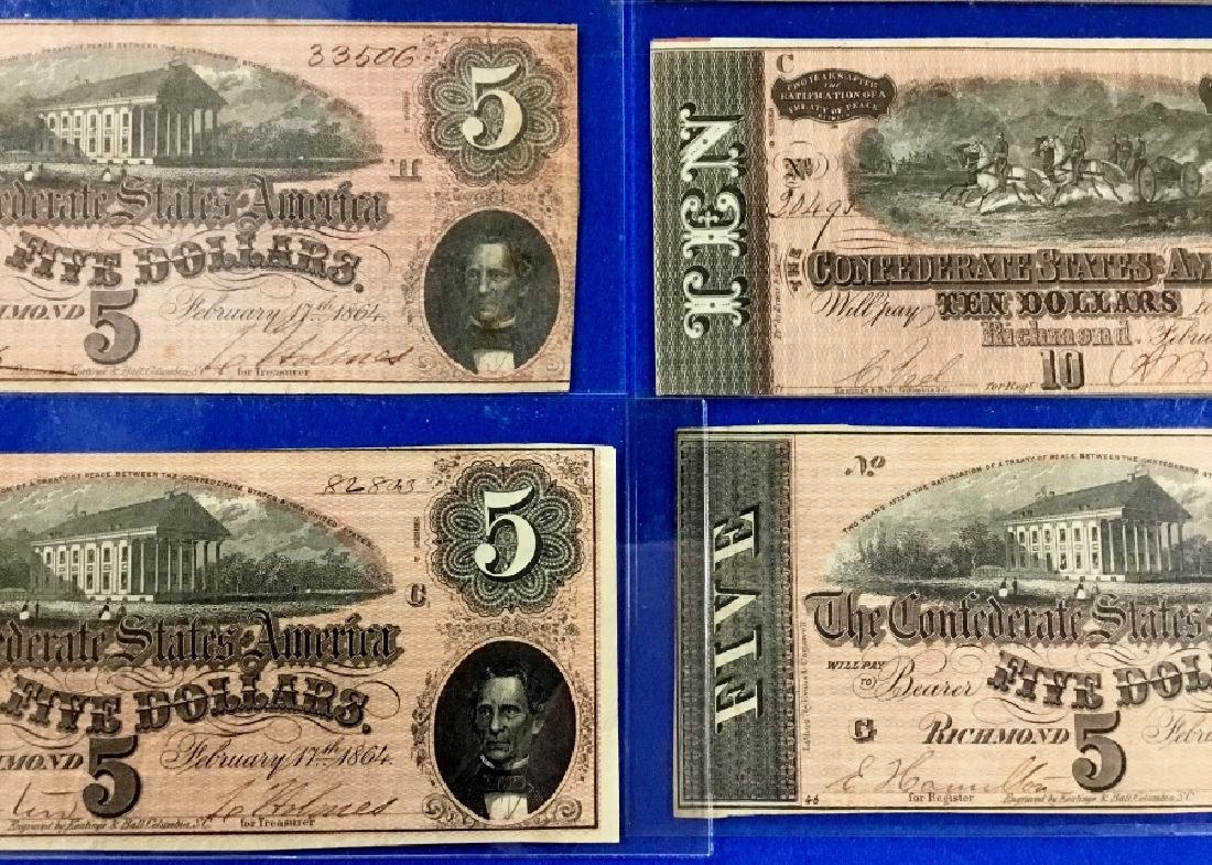 Lot of Richmond Notes - 3