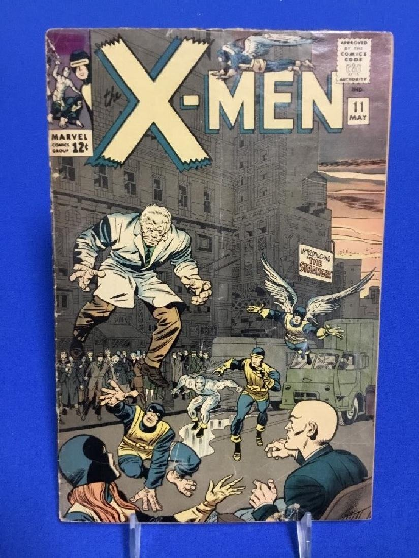The X-Men #11 - First Appearance The Stranger
