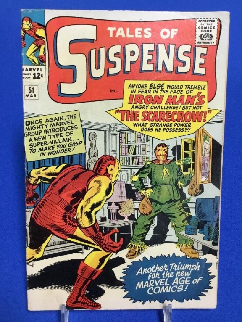 Tales of Suspense #51 - First Appearance Scarecrow
