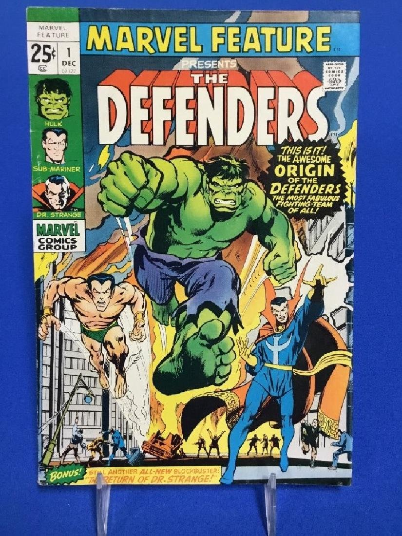 Marvel Feature #1 - Defenders