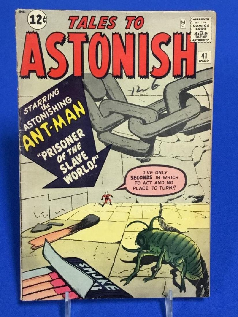 Tales to Astonish #41