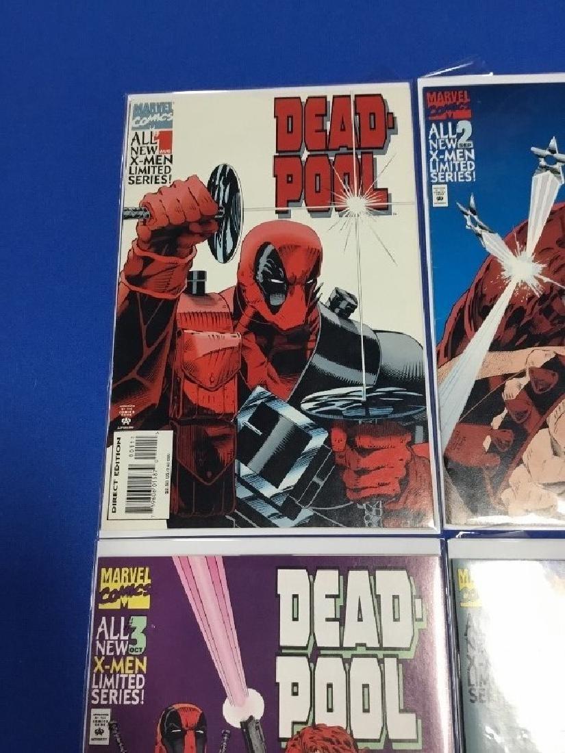 Deadpool #1-4 Limited Series