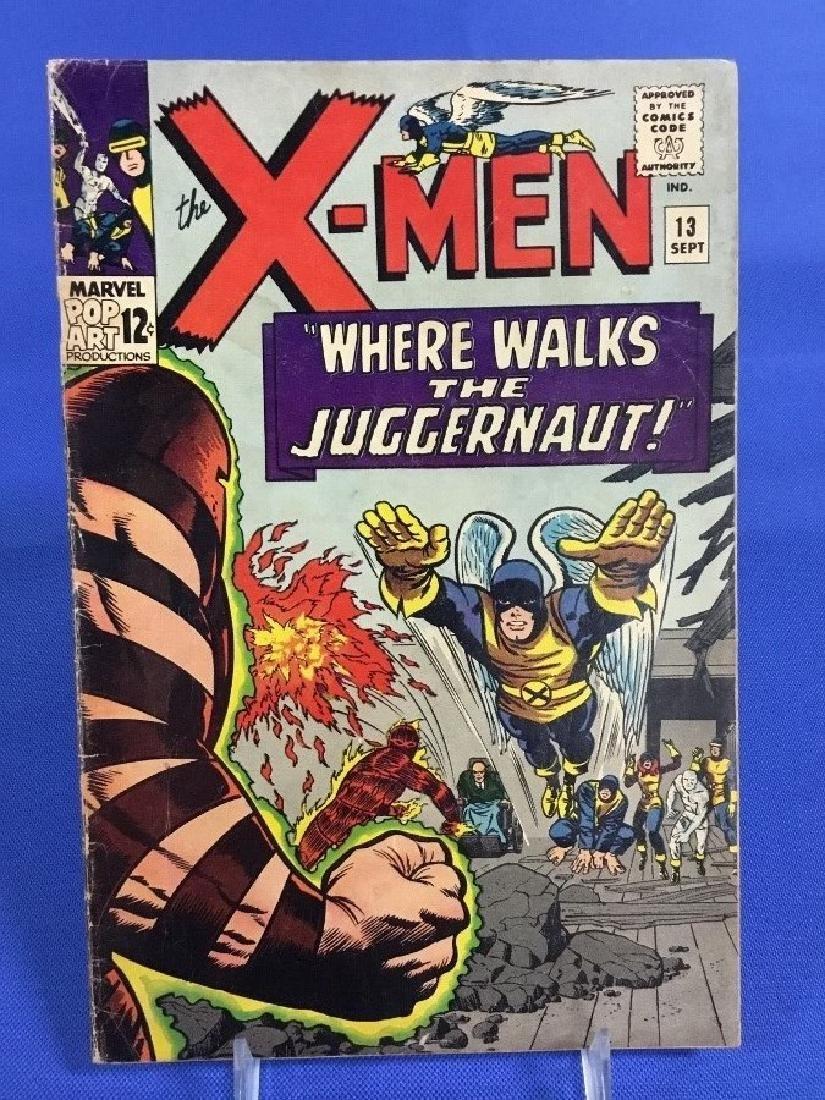 The X-Men #13