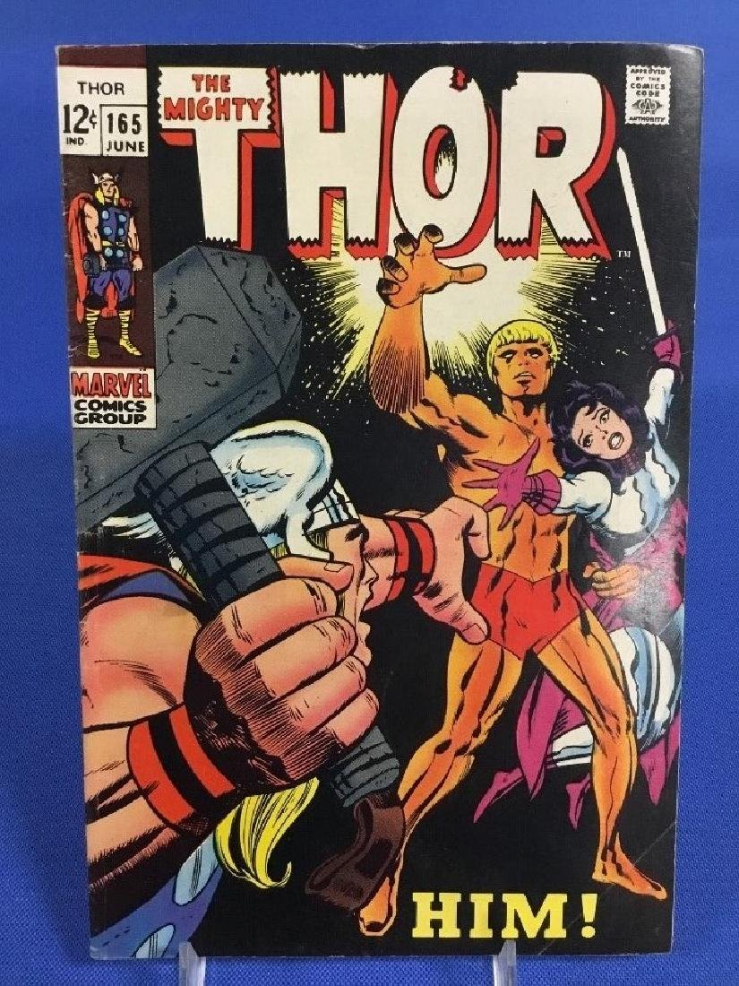 The Mighty Thor #165