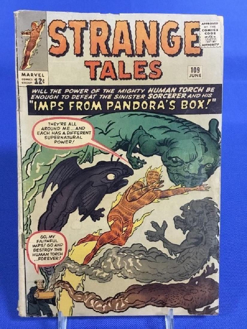 Strange Tales #109