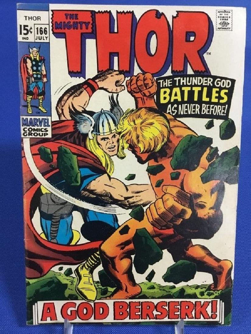The Mighty Thor #166
