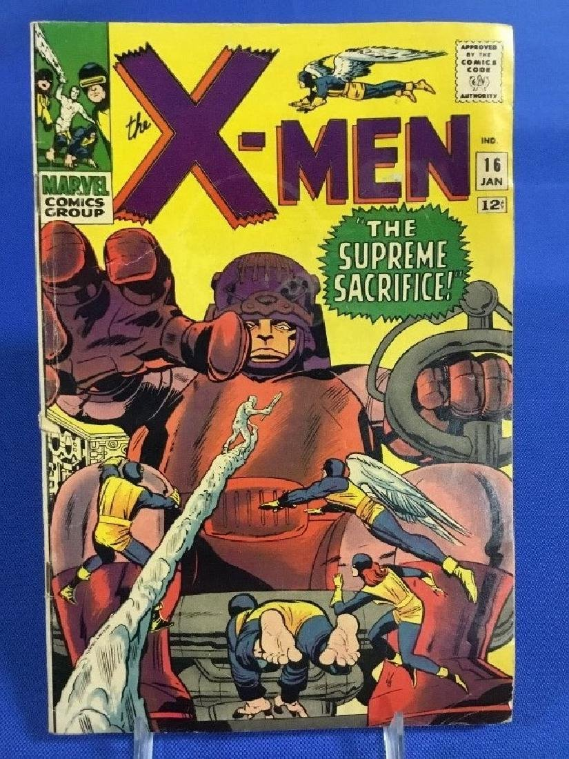 The X-Men #16