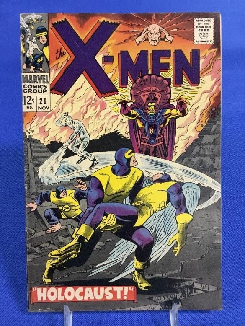 The X-Men #26