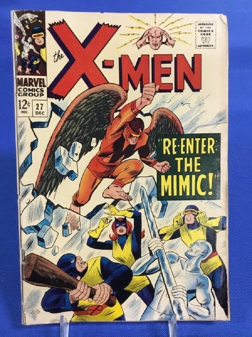The X-Men #27