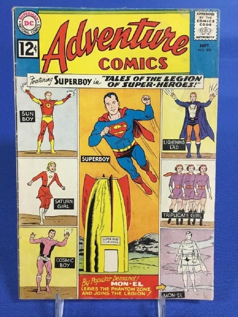Action Comics #300