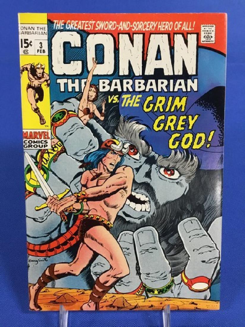 Conan The Barbarian #3