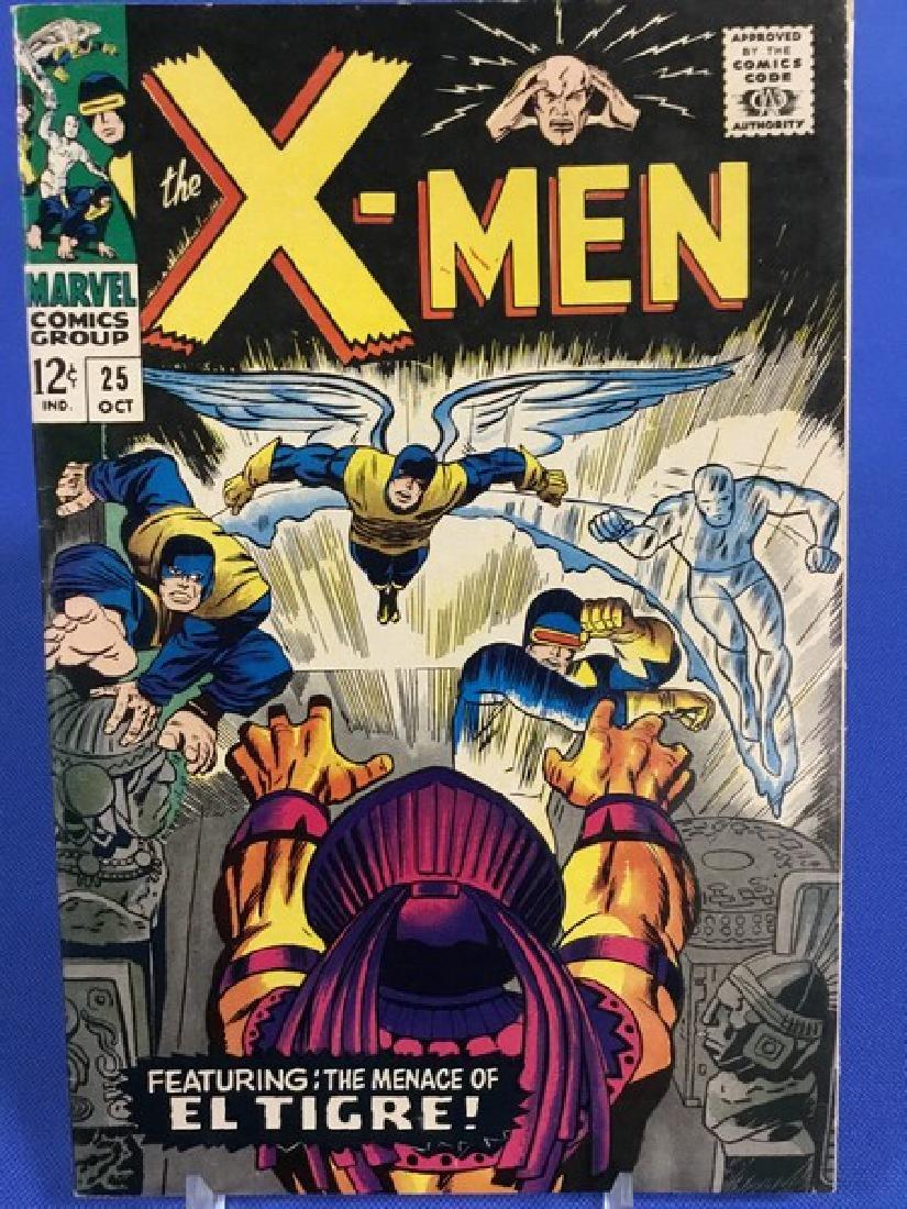 The X-Men #25