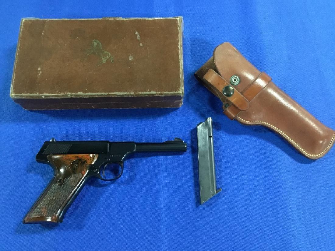 Colt .22 Caliber Sport Model Woodsman 4.5†Barrel